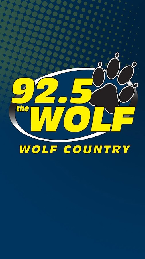 92.5 THE WOLF - screenshot