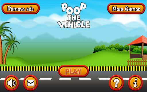 Poop The Vehicles