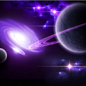 3D Universe Live Wallpaper icon