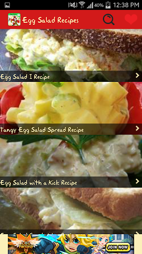 Egg Salad Recipe - Quick Easy