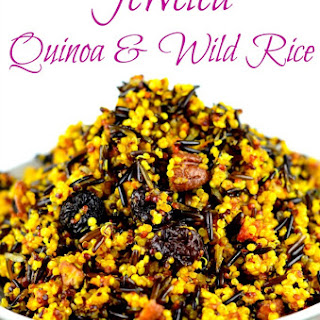 Jeweled Quinoa & Wild Rice