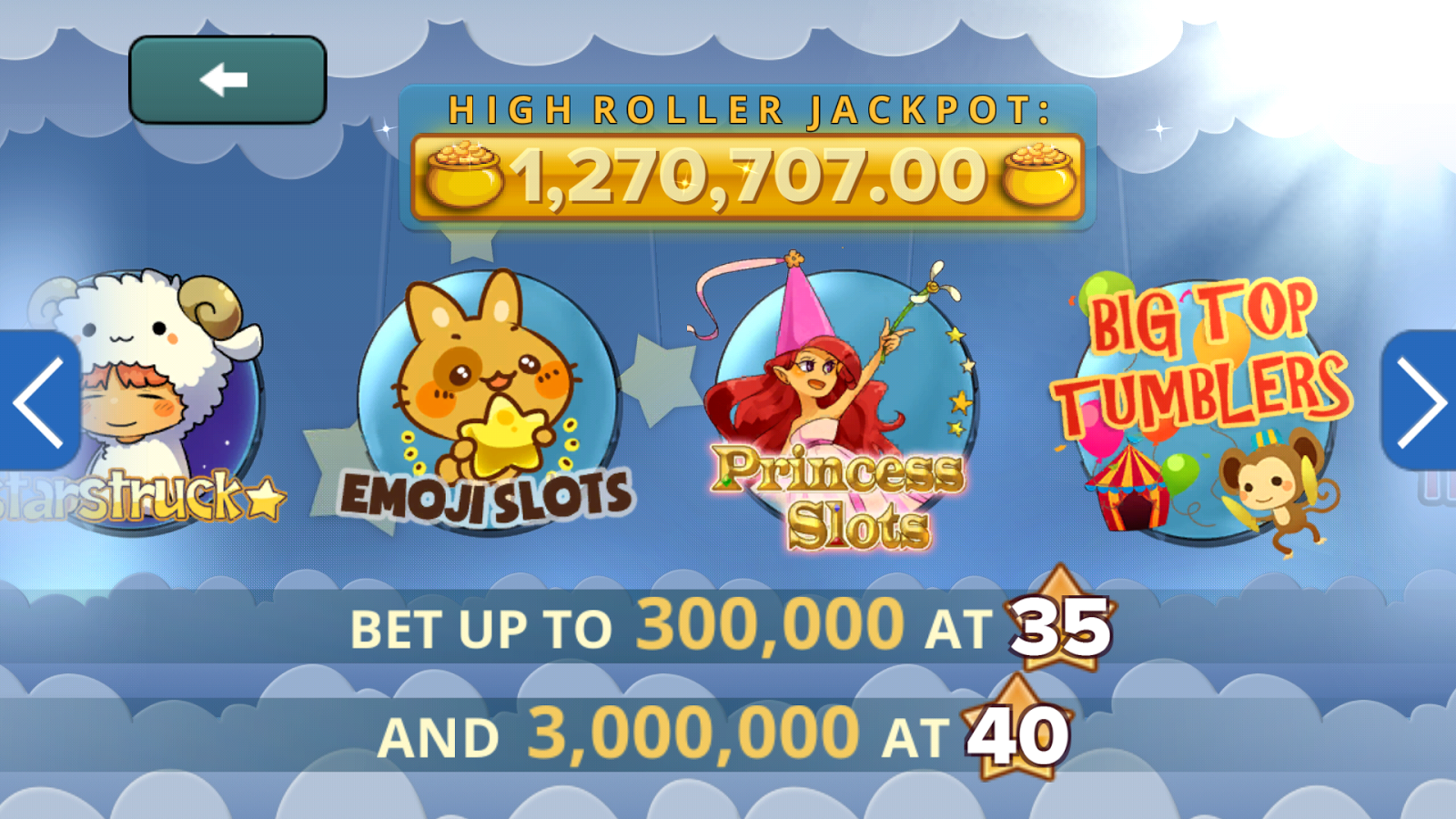 Slots Heaven™ HD Slot Machines- screenshot