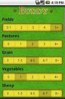 Screenshot of Agricola Buddy