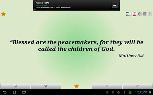 Teen Bible Verses offline FREE for PC