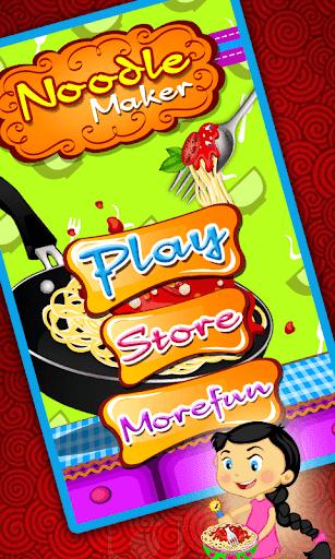 Noodle Maker - Ads Free