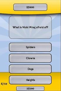Nicki Minaj Music Trivia Quiz 休閒 App-癮科技App