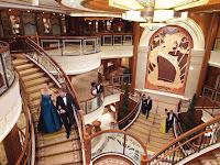 Queen Elizabeth atrium