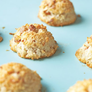 Almond-Coconut Macaroons.