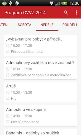 玩通訊App|CVVZ 2014 Brno免費|APP試玩