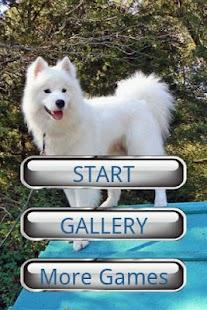Dog Puzzle: Samoyed- screenshot thumbnail