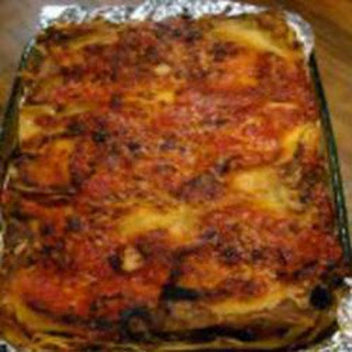 Ultimate Veggie, Ricotta And Mascarpone Lasagne