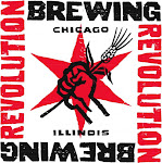 Logo of Revolution Hero IPA