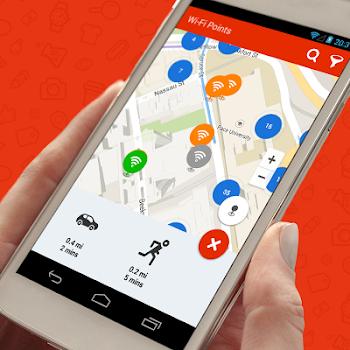 WADA WiFi Map Free