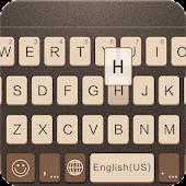 Mycoffee Theme for Keyboard