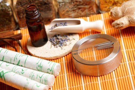 Chinese Acupuncture Therapy