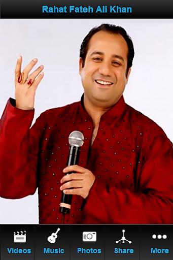 Rahat Fateh Ali Khan Star Fan