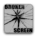 Broken Screen Widget logo