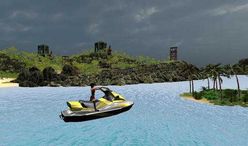 Water Vehicles Simulator 3D