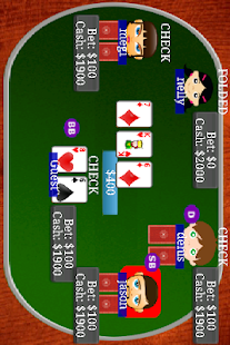 Texas Holdem Poker Bil - screenshot thumbnail