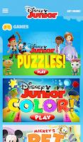 Screenshot of WATCH Disney Junior