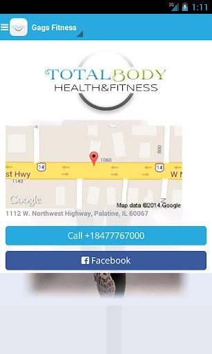 玩免費健康APP|下載Total Body Health & Fitness app不用錢|硬是要APP