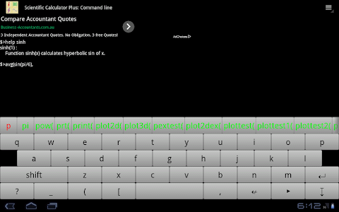 Scientific Calculator Plus v1.6.2.41