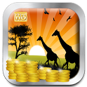African Safari - Slot Machine icon