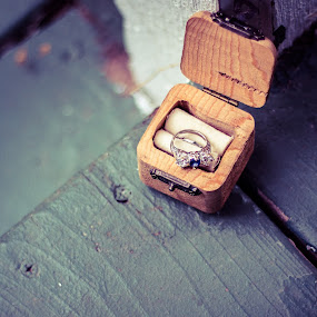 Grandmother's Ring by Will Ballew - Wedding Details ( ring, wedding, bride, grandmother )