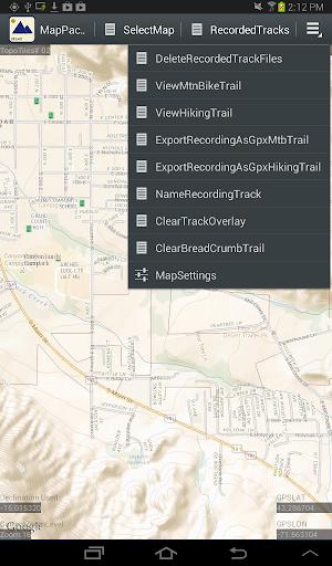 GPS Navigator Moab