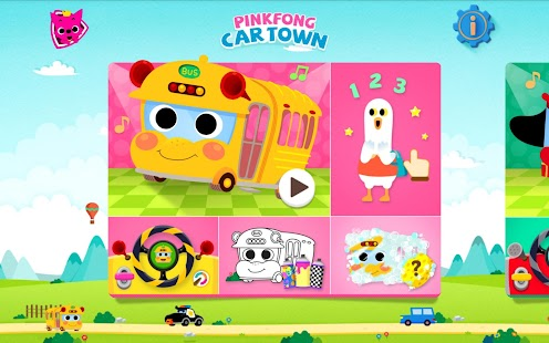PINKFONG Car Town (Unlocked)