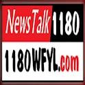 1180 WFYL (Unofficial) logo