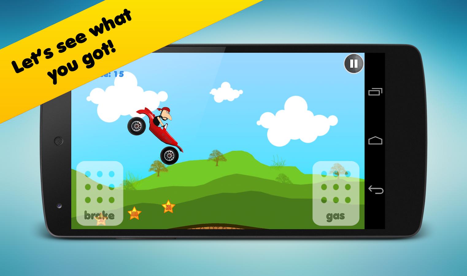 Hill Racing - screenshot