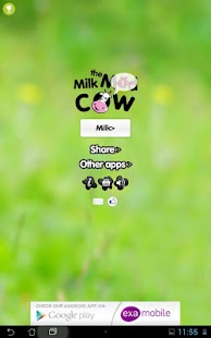 Milk the Mad Cow- screenshot thumbnail