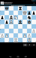 Screenshot of Checkmate chess puzzles 2