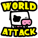 Abduction! World Attack logo