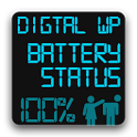 Digital Battery Status icon