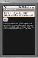 Screenshot of HP Bisa Ngomong