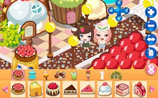 Screenshot of Design Cake Town