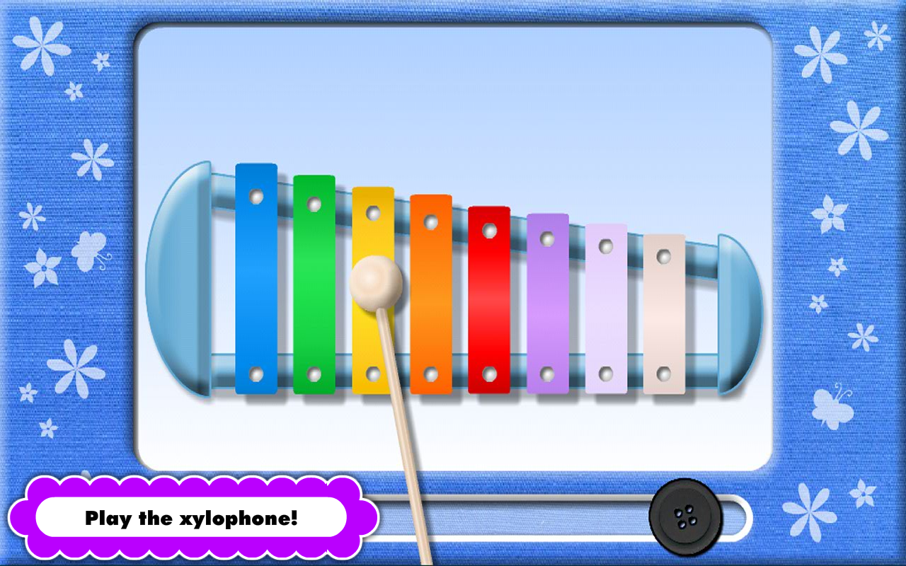 Toddler & Baby Animated Puzzle - screenshot