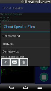 Ghost Speaker- screenshot thumbnail