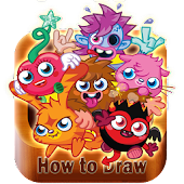 How to Draw Moshi