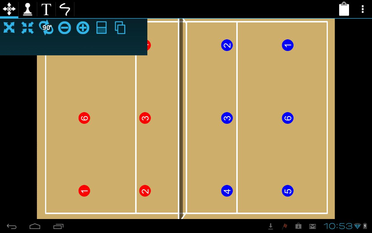 Volleyball Dood - screenshot