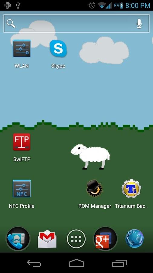 pixel sheep- screenshot