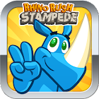 Rhino Rush Stampede icon