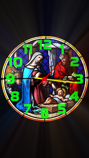 Jesus Clock 3D LWP