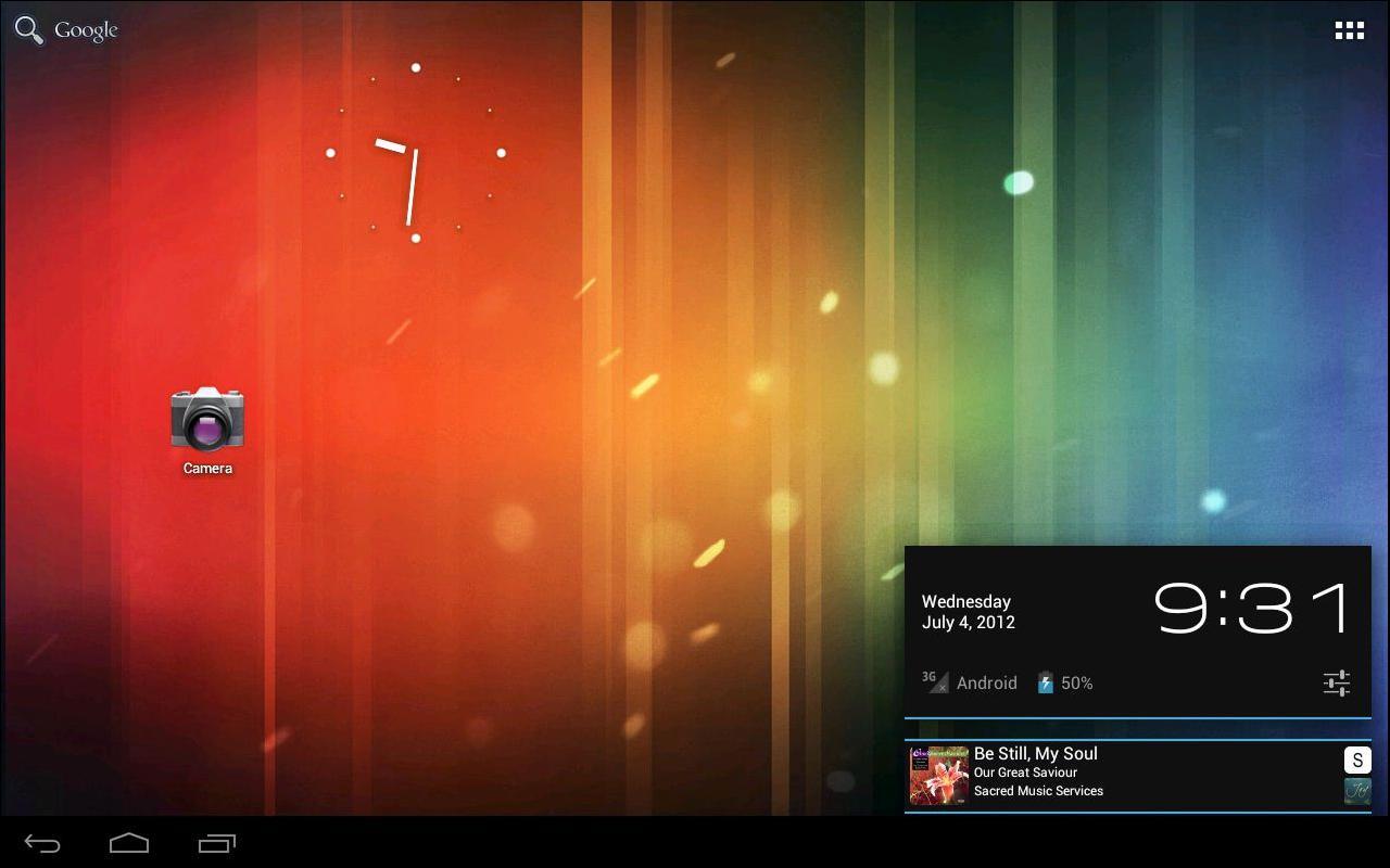 Joyful Meditations Player- screenshot