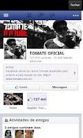 Screenshot of Tomate Cantor e Compositor