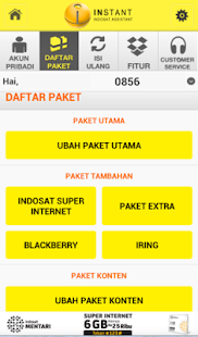 Indosat Assistant - screenshot thumbnail