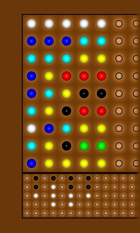 Multi MasterMind- screenshot