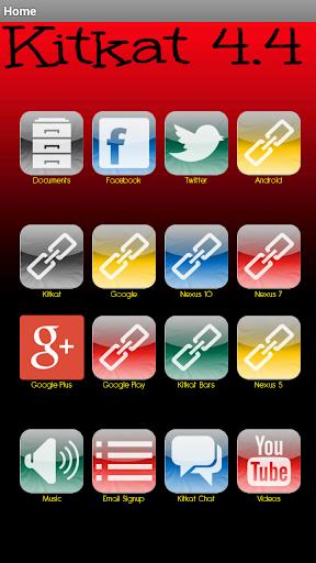 Kitkat 4.4 Official App